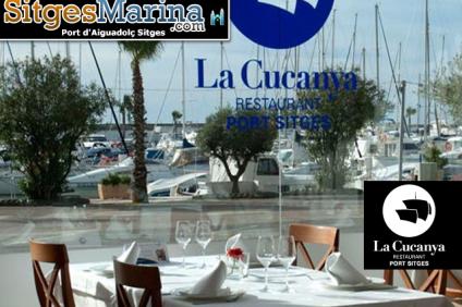 La Cucanya Port d'Aiguadolç Sitges Marina Aiguadolc